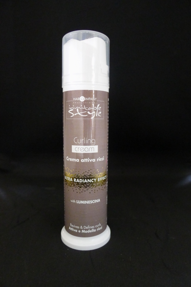 Curling Cream Hair Company 100ml